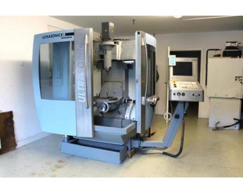 Bearbeitungszentrum DMG Mori Ultrasonic Sauer 35 BJ 2004 - Bild 1