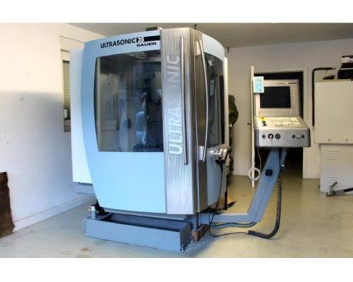 Bearbeitungszentrum DMG Mori Ultrasonic Sauer 35 BJ 2004 - Bild 2