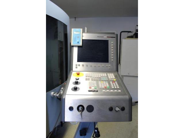 Bearbeitungszentrum DMG Mori Ultrasonic Sauer 35 BJ 2004 - 4