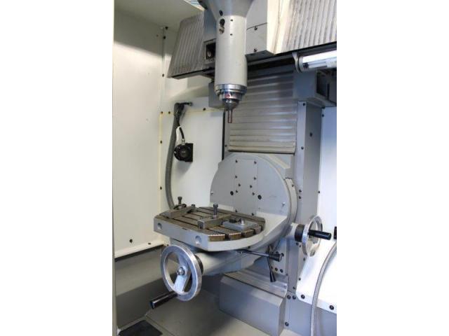 Bearbeitungszentrum DMG Mori Ultrasonic Sauer 35 BJ 2004 - 5