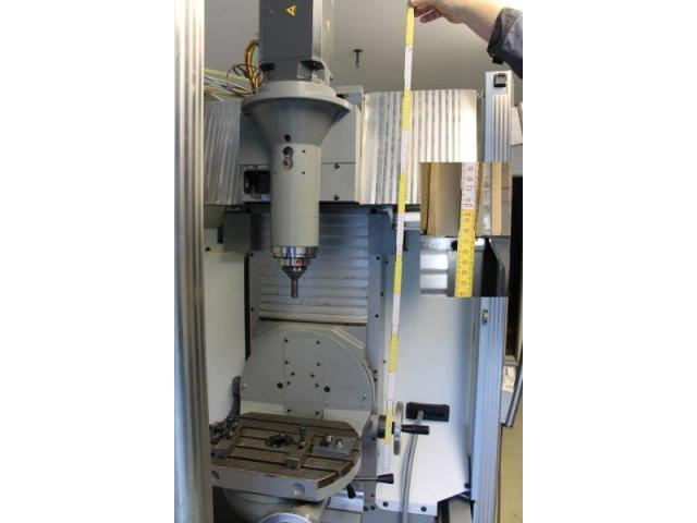 Bearbeitungszentrum DMG Mori Ultrasonic Sauer 35 BJ 2004 - 8