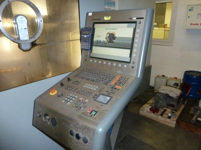 Bearbeitungszentrum Deckel Maho DMC64 - 4
