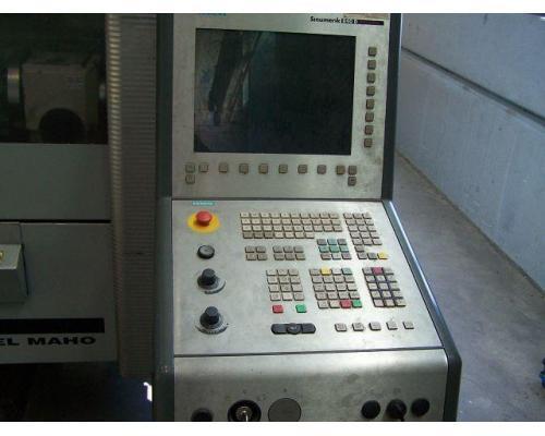 4 Achsen Bearbeitungszentrum Deckel Maho DMP 60 V - Bild 2