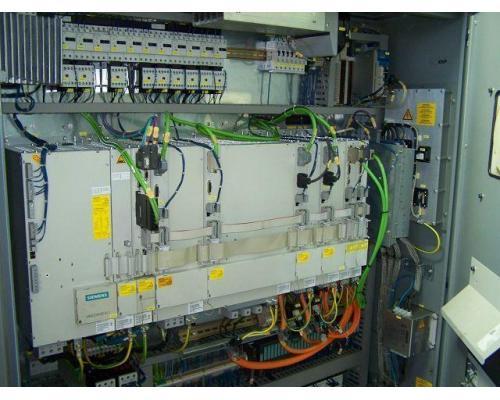 4 Achsen Bearbeitungszentrum Deckel Maho DMP 60 V - Bild 3