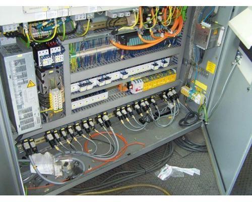 4 Achsen Bearbeitungszentrum Deckel Maho DMP 60 V - Bild 4