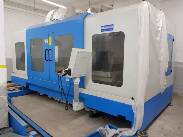 Bearbeitungszentrum WMC 2150 - 2