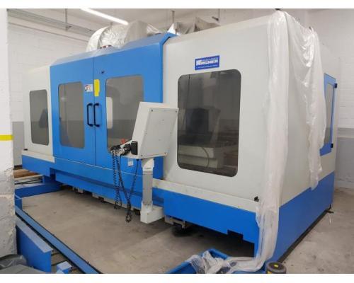 Bearbeitungszentrum WMC 2150 - Bild 2