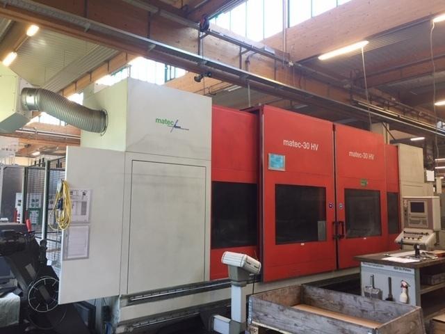 Bearbeitungszentrum Matec 30 HV - 1