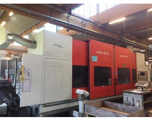 Bearbeitungszentrum Matec 30 HV - Bild 1