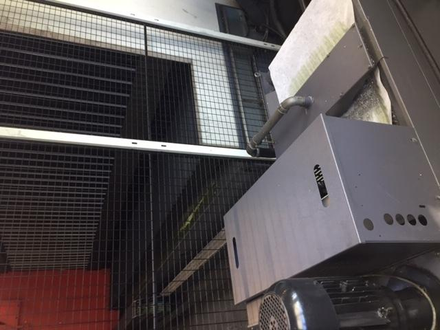 Bearbeitungszentrum Matec 30 HV - 2