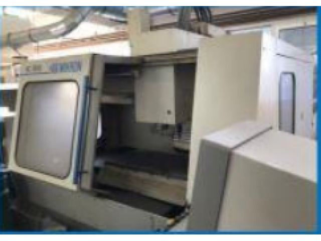 Bearbeitungszentrum Mikron VC 750/1000 - 1