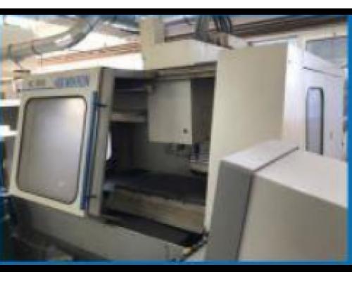 Bearbeitungszentrum Mikron VC 750/1000 - Bild 1