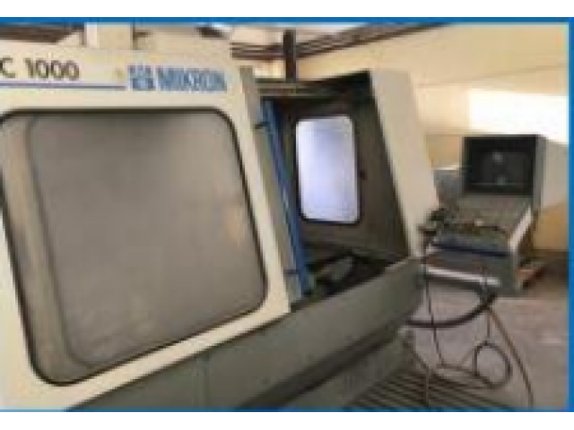Bearbeitungszentrum Mikron VC 750/1000 - 2