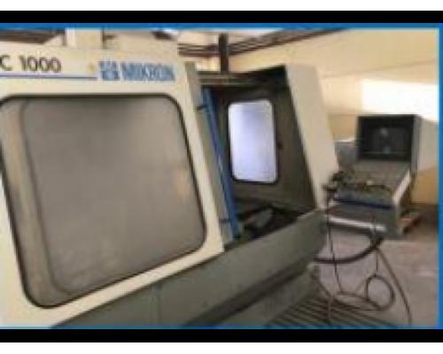 Bearbeitungszentrum Mikron VC 750/1000 - Bild 2