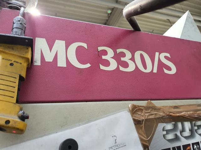 Bearbeitungszentrum Stama MC 330S - 1