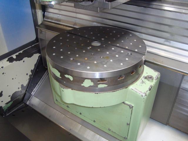 4-Achsen Bearbeitungszentrum Maho 600S - 3