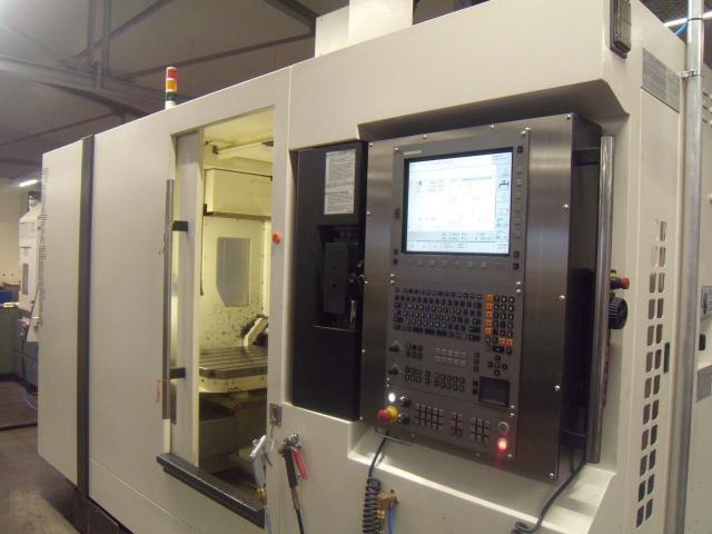 Bearbeitungszentrum Wemas VZ 860 APC - 1