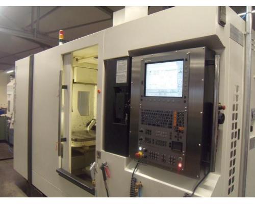 Bearbeitungszentrum Wemas VZ 860 APC - Bild 1