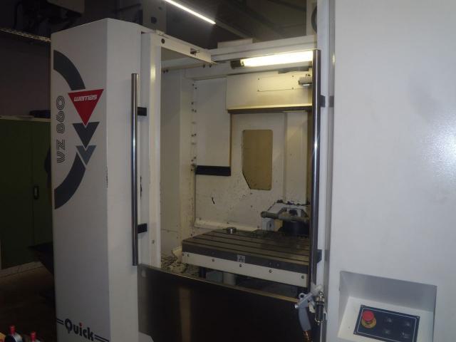 Bearbeitungszentrum Wemas VZ 860 APC - 3