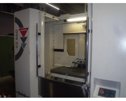 Bearbeitungszentrum Wemas VZ 860 APC - Bild 3