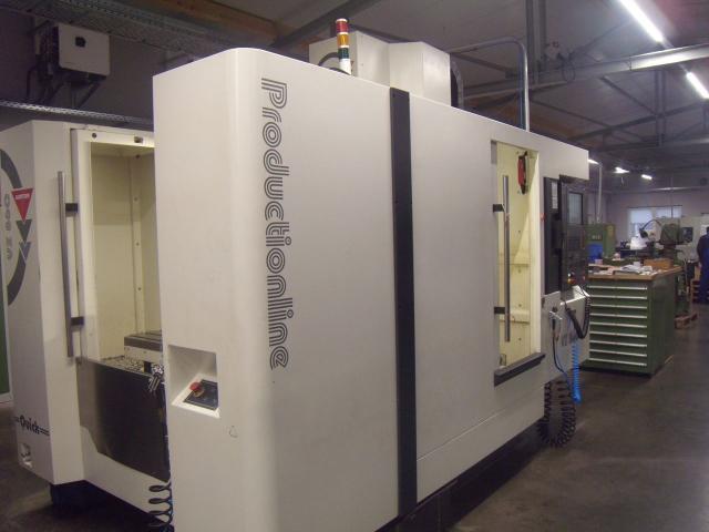 Bearbeitungszentrum Wemas VZ 860 APC - 4