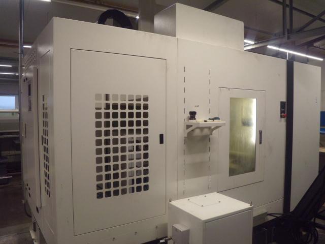 Bearbeitungszentrum Wemas VZ 860 APC - 6