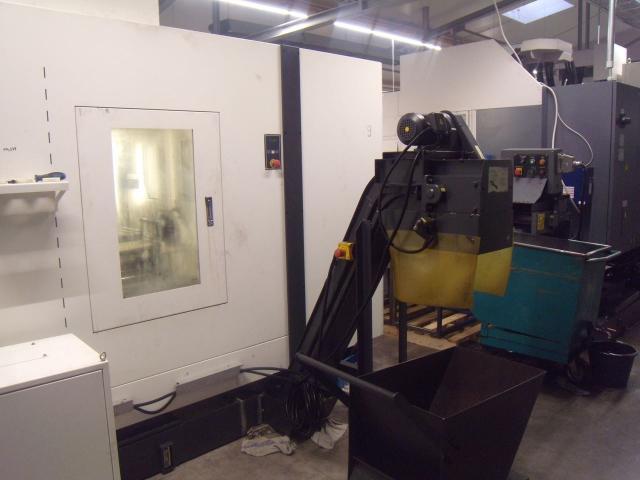 Bearbeitungszentrum Wemas VZ 860 APC - 7