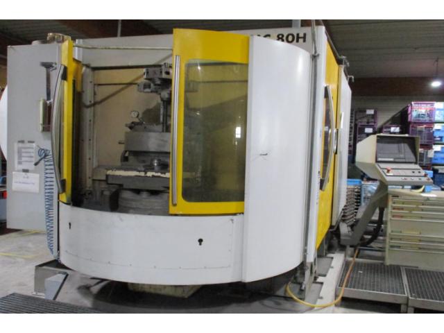 Bearbeitungszentrum DMC 80 H - 1