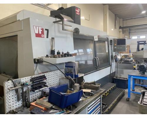 Bearbeitungszentrum Haas VF 7 - Bild 1