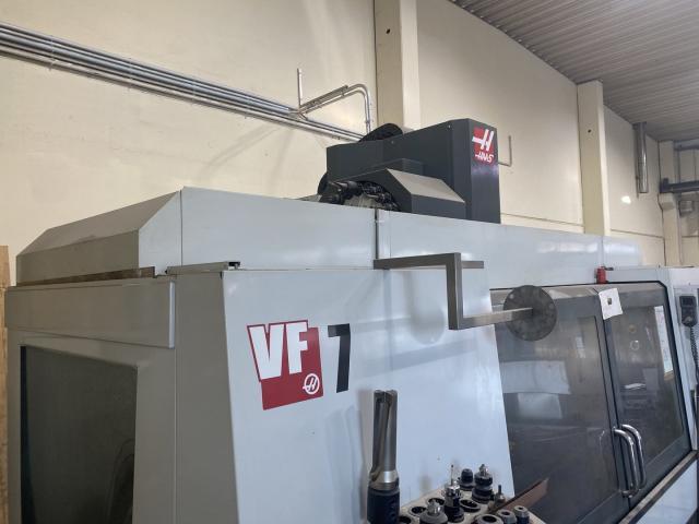 Bearbeitungszentrum Haas VF 7 - 6