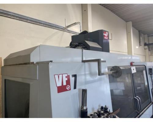 Bearbeitungszentrum Haas VF 7 - Bild 6