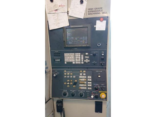 Bearbeitungszentrum Hitachi HG 400 - 4