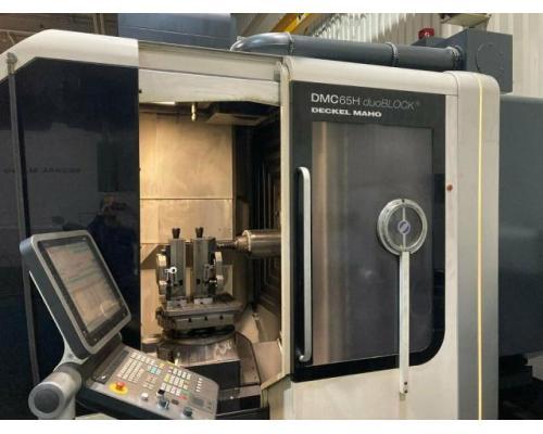 Bearbeitungszentrum Deckel Maho DMC 65H - Bild 1