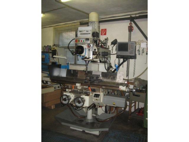 Konsolfraesmaschine FNK FNK2 - 1
