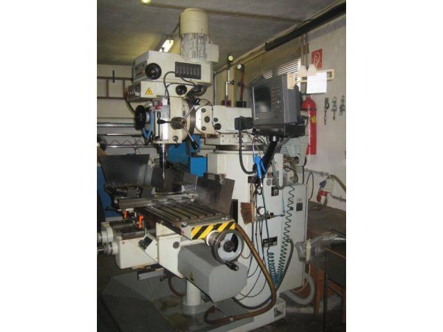 Konsolfraesmaschine FNK FNK2 - 2