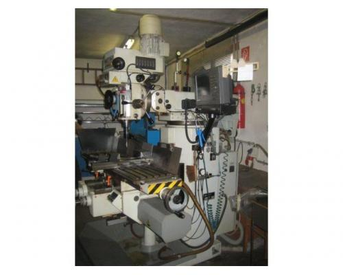 Konsolfraesmaschine FNK FNK2 - Bild 2