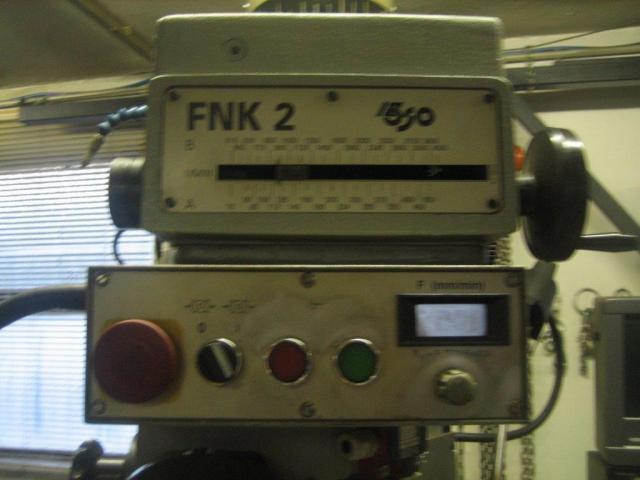 Konsolfraesmaschine FNK FNK2 - 3