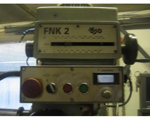 Konsolfraesmaschine FNK FNK2 - Bild 3