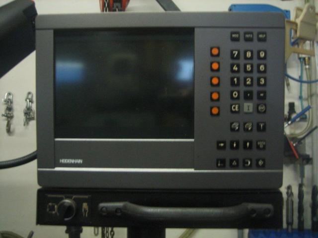 Konsolfraesmaschine FNK FNK2 - 4