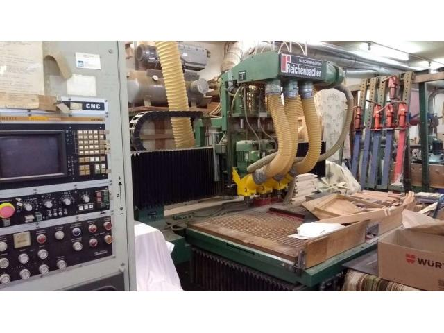 CNC Fraesmaschine Reichenbacher - 1
