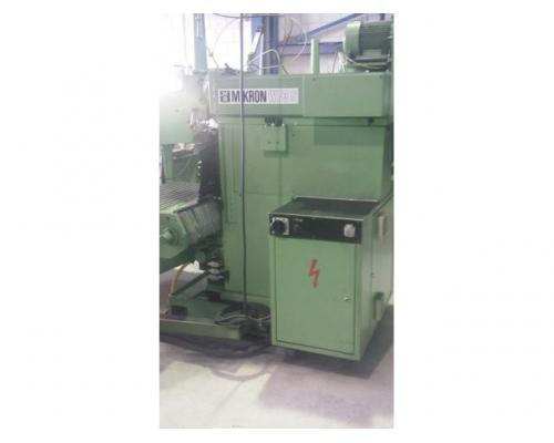 Fräsmaschine Mikron WF 3 DCM - Bild 4