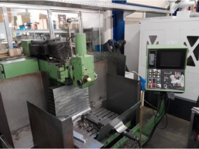 Universalfräsmaschine Hermle UWF 900 E - 3