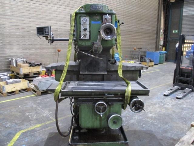 Fräsmaschine Busch - 1