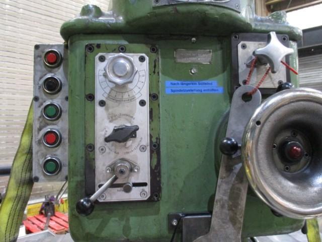 Fräsmaschine Busch - 4