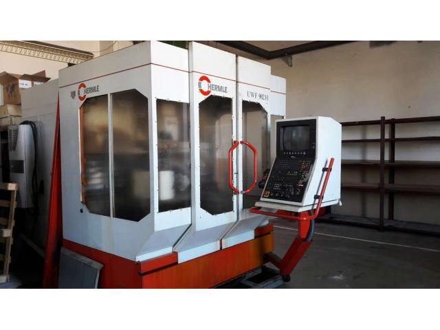 3 Achs Fräsmaschine Hermle UWF 902 H - 1