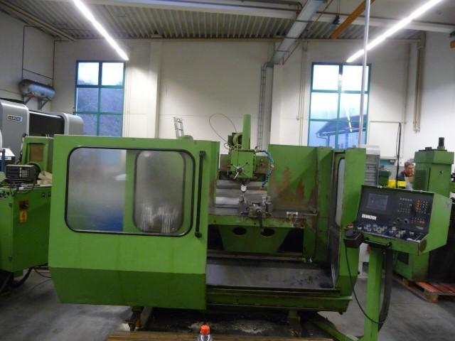 Fräsmaschine RUHLA FUW 200/II - 1