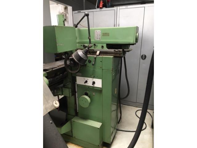 Fräsmaschine RUHLA FUW 200/II - 2