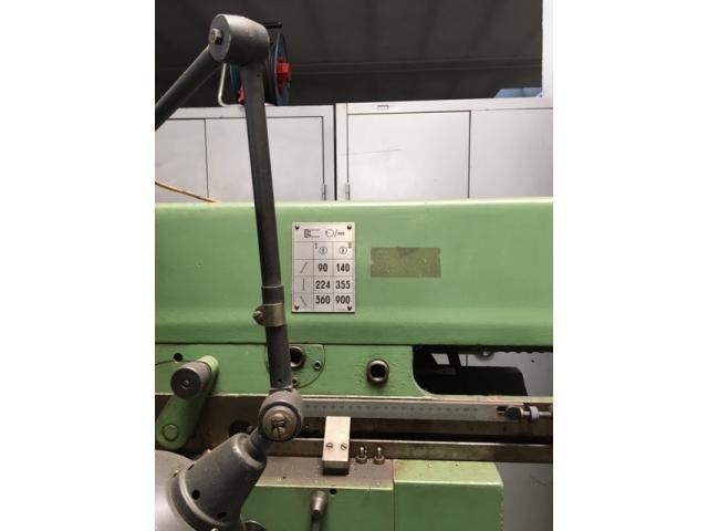 Fräsmaschine RUHLA FUW 200/II - 3