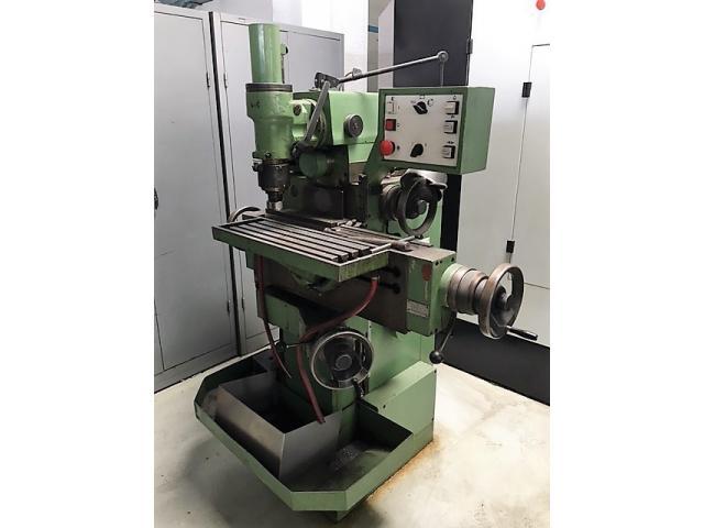 Fräsmaschine RUHLA FUW 200/II - 4