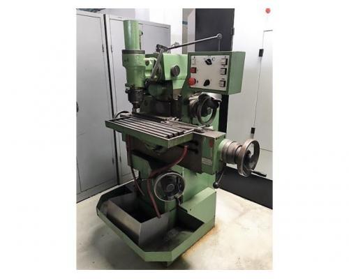 Fräsmaschine RUHLA FUW 200/II - Bild 4